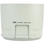 JJC Lens Hood Replaces Canon ET-83D - LH-83D(W)