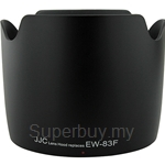 JJC Lens Hood Replaces Canon EW-83F - LH-83F