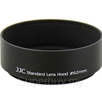 JJC Metal Screw-in Standard Lens Hood 62mm - LN-62S