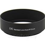 JJC Metal Screw-in Standard Lens Hood 72mm - LN-72S
