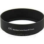 JJC Metal Screw-in Standard Lens Hood 77mm - LN-77S