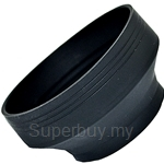 JJC 3-in-1 Collapsible Silicone Lens Hood - LS-77S