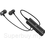 i.Tech Hi-Res Bluetooth Stereo Headset Music Clip 9100 - Black