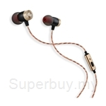 i.Tech 7mm Driver Hi-Res Audio ProStereo L1 Headphone - Gold