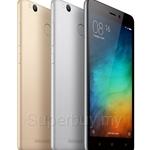 Mi Redmi 3S 5Inch Smartphone [16GB] 2GB RAM 4G Dual SIM (Mi Warranty)