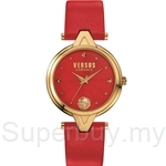 Versus V Versus VESCI140016 Red Dial Red Strap Ladies Watch