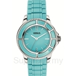 Versus Tokyo 38mm VESH7060013 Turquoise Dial Turquoise Strap Ladies Watch