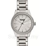Versus Bayside 38mm VESOJ070015 Stainless Steel Silver dial Ladies Watch