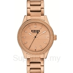 Versus Bayside 38mm VESOJ100015 Stainless Steel IP Rose Gold Bracelet Rose Gold dial Ladies Watch