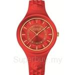 Versus Fire Island VESOQ100016 Red Strap Ladies Watch