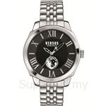 Versus Chelsea VESOV020015 Stainless Steel Black dial Men Watch