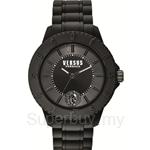 Versus Tokyo R VESOY010015 Black Silicone Strap Ladies Watch