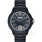 Versus Tokyo R VESOY050015 Blue Silicone Strap Ladies Watch