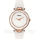 Versus Sertie VESQ1010013 White Dial White Strap Ladies Watch