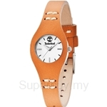Timberland Laconia Brown Leather Strap Ladies Watch - TBL.14387LS/01BR