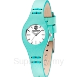 Timberland Laconia Mint Leather Strap Ladies Watch - TBL.14387LS/01GN