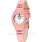 Timberland Laconia Pink Leather Strap Ladies Watch - TBL.14387LS/01PK