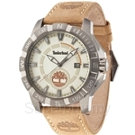 Timberland Harling TBL.14491JSU/07 Light Brown Leather Strap Men Watch