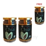 [Buy 2 Free 1] Country Farm Certified Organic Chia Seeds 300g