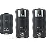JJC Wireless Remote Control & Flash Trigger Kit - JF-U2