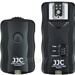 JJC Wireless Remote Control & Flash Trigger Kit - JF-U1