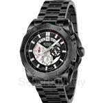 Bonia All Black Chronograph Men Watch - BNB829-1732C