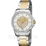 Bonia Two Tone IP Yellow Gold Ladies Watch - BNB919-2127S