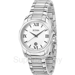 Bonia All Stainless Steel White Dial Ladies Watch - BNB931-2313