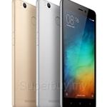 Mi Redmi 3S 5Inch Smartphone [32GB] 3GB RAM 13MP+5MP 4G Dual SIM (Mi Warranty)