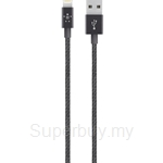 Belkin MIXIT Metallic Lightning to USB Cable - F8J144bt04