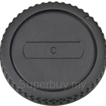 JJC Front/Rear Lens Cap for Canon EF Lens/Camera - L-R1