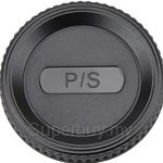JJC Front/Rear Lens Cap for Pentax K Mount Lens/Camera - L-R4