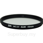 JJC Ultra-thin F-MCUV Filter (φ49mm) - F-MCUV49