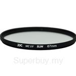 JJC Ultra-thin F-MCUV Filter (φ67mm) - F-MCUV67