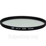 JJC Ultra-thin F-MCUV Filter (φ72mm) - F-MCUV72