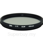 JJC F-CPL Ultra-Thin Circular Polarizer Filter (φ49mm) - F-CPL49
