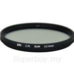 JJC F-CPL Ultra-Thin Circular Polarizer Filter (φ52mm) - F-CPL52