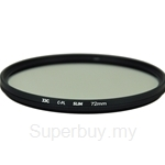 JJC F-CPL Ultra-Thin Circular Polarizer Filter (φ72mm) - F-CPL72