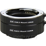 JJC Automatic Extension Tube for Sony NEX E-Mount - AET-NEXS