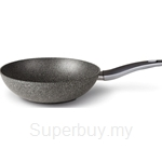 TVS Mineralia Induction (IH) Stir-Fry Wok 28cm - TVS28WG