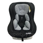 SNSKIDZ Sport Car Seat Black (0-4 Years) FREE SafeNSound Baby Pillow & Bolster worth RM106