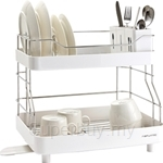 Naturnic System Dish Rack White - DRMD10