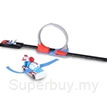 Dlittle Airplane 360 Roll-Up Track Play Set