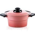 Roichen Smart Pot 24 Casserole Pink - RSC24CP