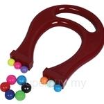 USL Horsehoe Magnet + 12 Magnet Marbles - EMA001