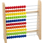 USL Wooden Abacus - VG58370