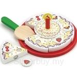 USL Cutting Set Birthday Cake - VG58499