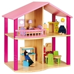 USL Doll House with Accessories - VG59435