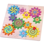 USL Puzzles & Spinning Gears - VG59854