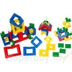 USL Space Puzzle 15pcs - S8210